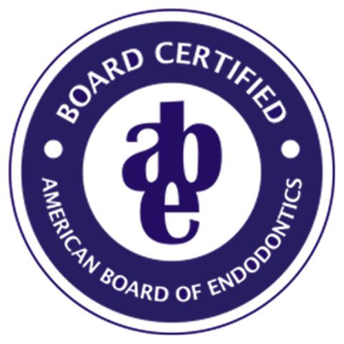 American Board of Endodontics - Board Certified - Endodontic Associates of Tarrant County - Nadia Budhani DMD